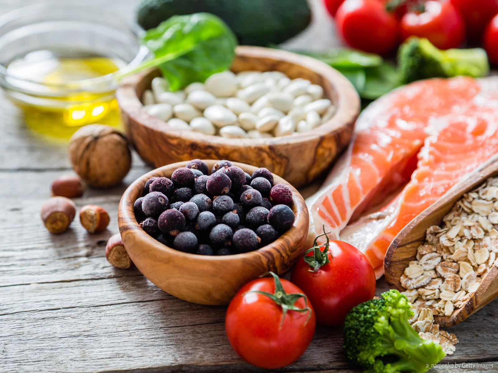 Como os alimentos da cesta básica podem compor uma dieta saudável